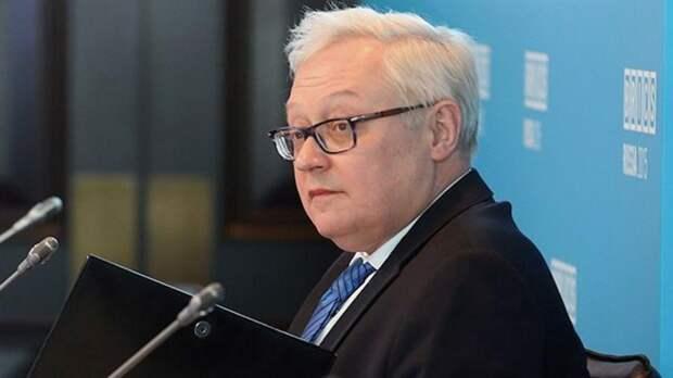Рябков: РФ может расширить список недружественных стран