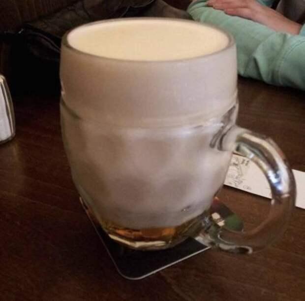 Кружка с пивом