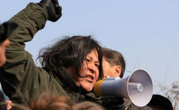 Казахские нацики против русских граждан