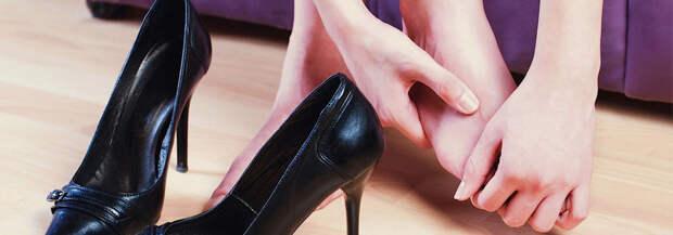 6 непростительных женских провалов при ношении обуви