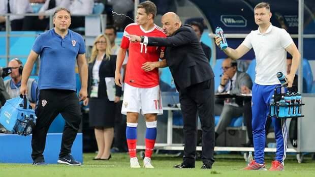 Черчесова удивили слова Канчельскиса о махинациях с составом сборной России