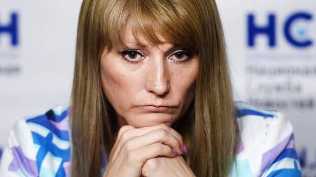Журова: «Санкции WADA — следствие отношения России с Западом. Это все придумано, чтобы расколоть наше общество»