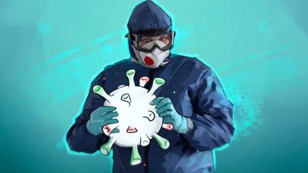 Биолог спрогнозировал спад заболеваемости коронавирусом в Москве