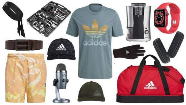 Daily Deals: Tool Kits, Coffee Grinders, Watches, adidas Sale And More!