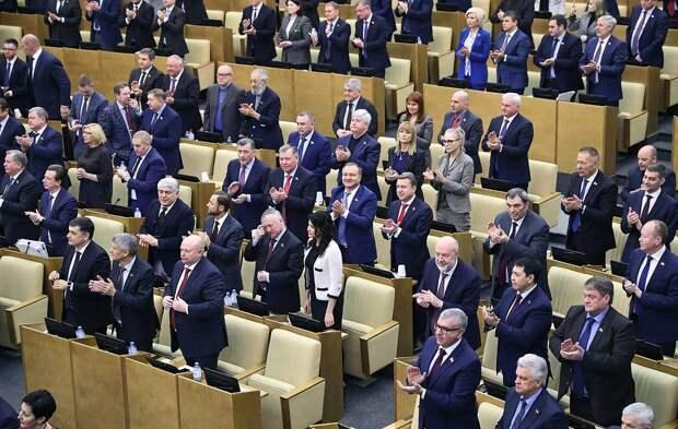 Госдума запретила американским сенаторам иметь российское гражданство