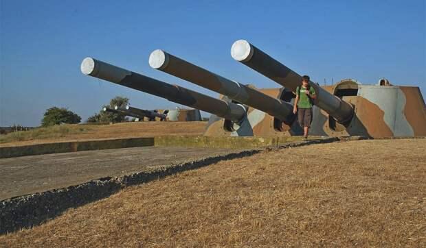 Район 30-й батареи в Севастополе наконец защитят от застройки