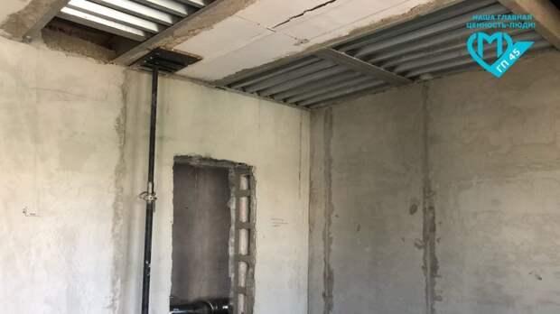 В поликлинике на Флотской перешли к устройству водопровода — руководитель проекта