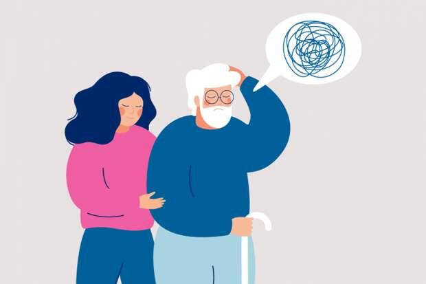 Деменция: симптомы, причины и лечение