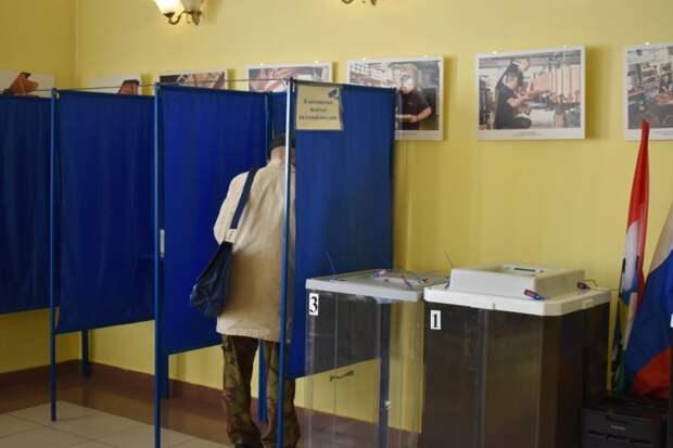 Последний день выборов депутатов Госдумы начался в Новосибирской области