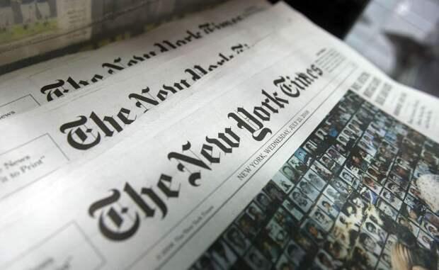 Будущего спецкора NYT вРоссии предупредили о«боевых отрядах Путина»