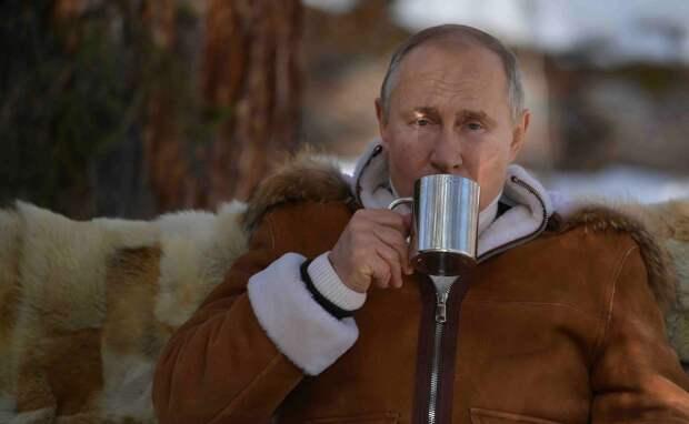 Путин рассказал, когда появится коллективный иммунитет от COVID-19