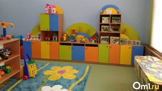 В этом году в Ленинском округе Омска появятся два новых детских сада