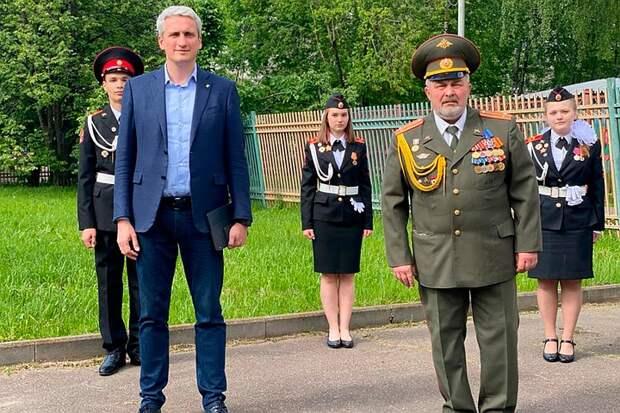 В Южном округе Москвы появится памятный знак Воинам-интернационалистам