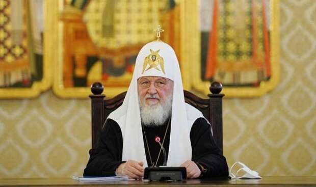 Святейший Патриарх Московский и всея Руси Кирилл поздравил Самарскую область с юбилеем