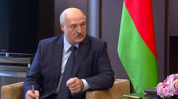 Украинские авиадиспетчеры уличили во лжи Александра Лукашенко