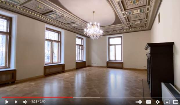 ГлавУпДК при МИД России запустило цикл видеоэкскурсий  по особнякам Москвы