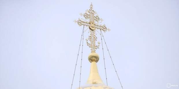 Храм в Новоподмосковном переулке освятят 31 июля