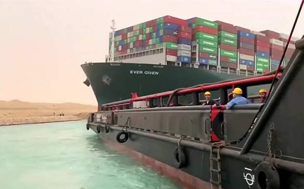 Почему Северный морской путь никогда не сможет заменить Суэцкий канал