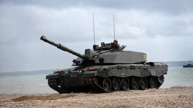Ходаренок: Великобритании не помогут танки в войне с Россией