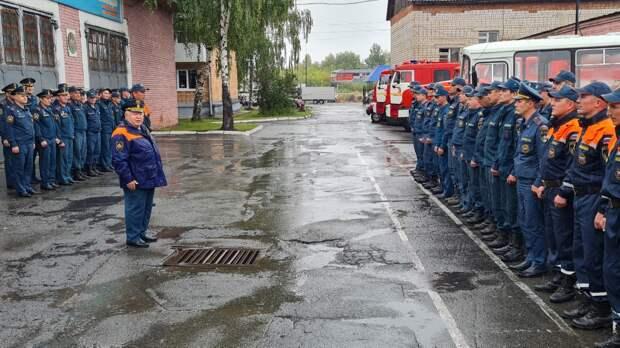 Итоги дня: возвращение пожарных Удмуртии из горящих мордовских лесов и дата начала отопительного сезона