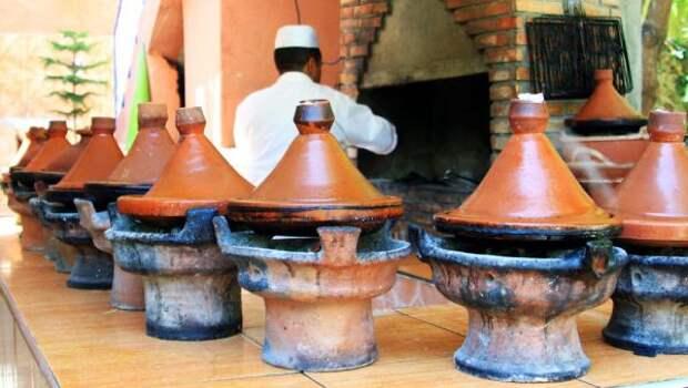 5 блюд марокканской кухни
