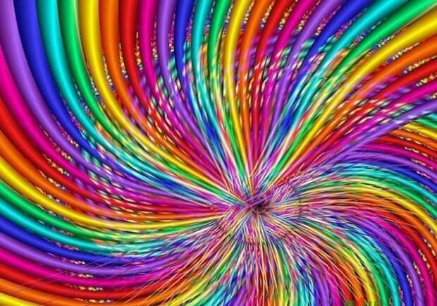 Влияние цвета на здоровье человека