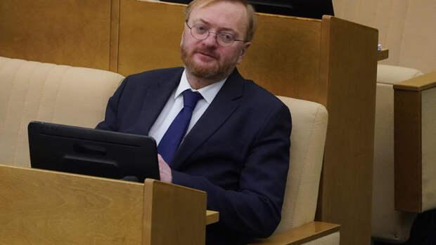 Милонов— овозможном бойкоте США Олимпиады вПекине: «Они странсгоморептилоидами невпишутся»