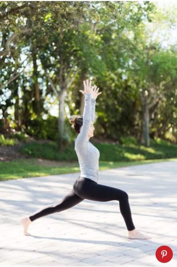 6 поз йоги, которые просто созданы для тех, кто сидит целый день