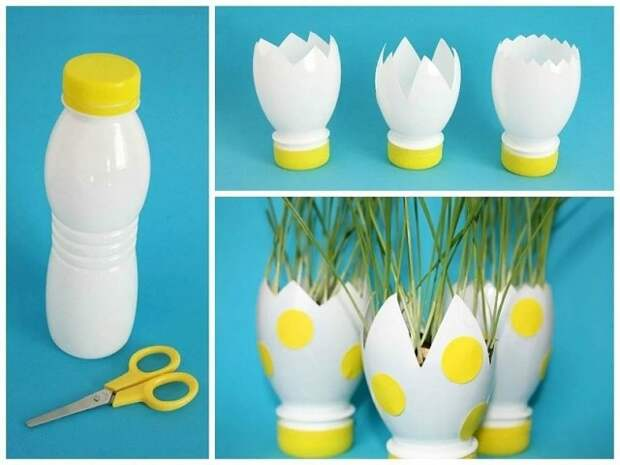 Вторая жизнь пластиковых бутылок ! Делаем оригинальные подделки !