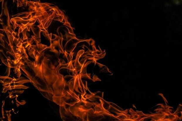 Брат и сестра погибли при пожаре в Красногорском районе Удмуртии
