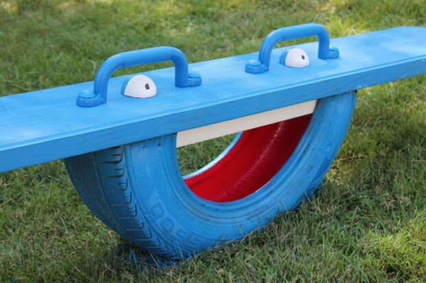 Отличное изобретение для двора возле дома или собственной дачи. /Фото: pokhto-paz.com