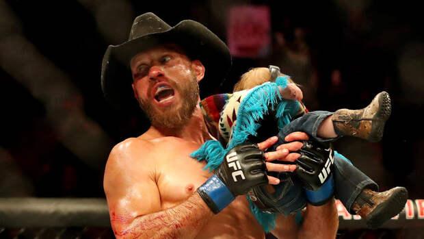 Глава UFC дал ветерану промоушена Серроне последний шанс