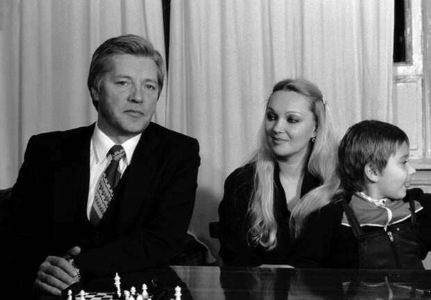 Евгений Жариков и Наталья Гвоздикова
