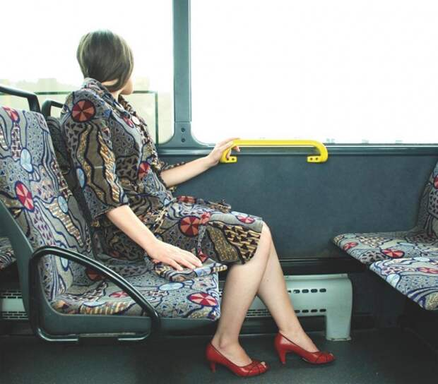 Автобусная коллекция Menja Stevenson