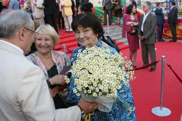 Татьяна Самойлова - советская актриса, которая прославилась на весь мир