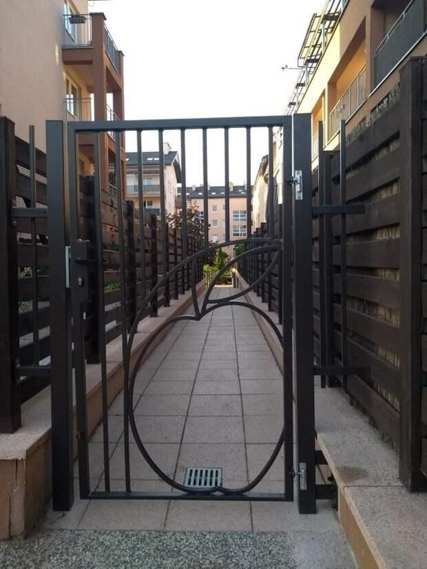 Надёжный забор
