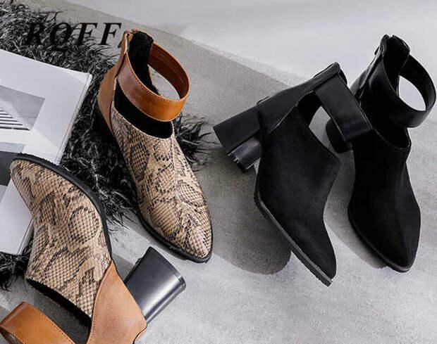 ТОП-10 трендов обуви на осень 2020: обзор свежих новинок