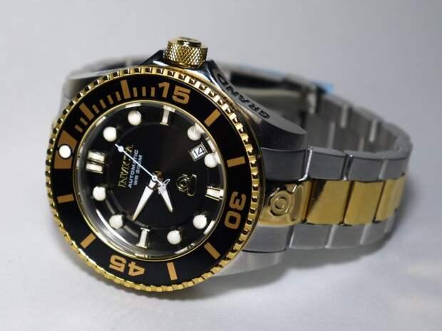 Механические часы из Америки — топ 3 модели с водозащитой 200WR