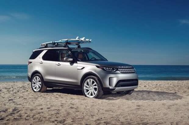 Диско уже не будет прежним: объявлены цены нового Land Rover Discovery