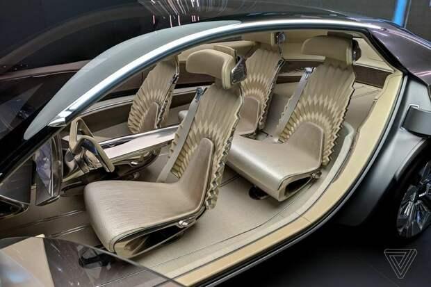 5 крутых машин из будущего, на которых мы сможем покататься совсем скоро