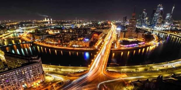 Москва заняла первое место в рейтинге эффективности функционирования энергетической отрасли регионов России