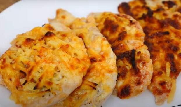 Филе с начинкой - идеальное блюдо к ужину