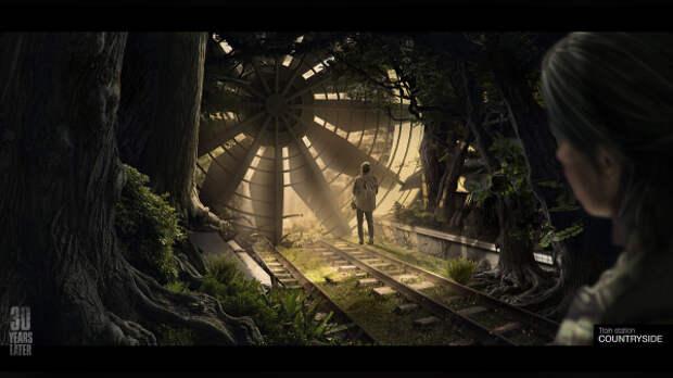 Москва, Припять и постаревшая Элли — как выглядит мир The Last of Us спустя 30 лет