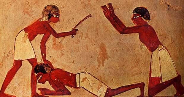 Суд в Древнем Египте: как наказывали за разные преступления во времена фараонов