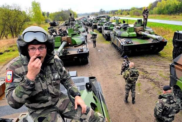 Польша проиграла виртуальную войну с Россией и сдала Варшаву