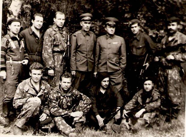 Фотоархив Оперативно-разведывательного боевого отряда «Каскад»