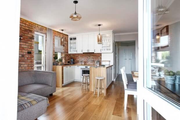 как выбрать линолеум в квартиру светлый дизайн под дерево