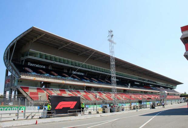 Где и во сколько посмотреть Гран При Испании Формулы 1?
