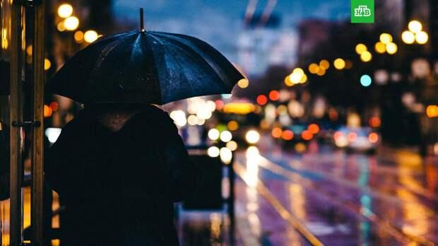 Составлен рейтинг самых дождливых городов России