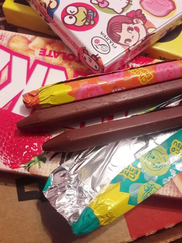 Японские сладости - игрушки (подборка)